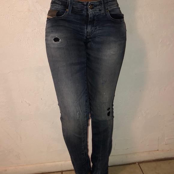 6b20f2bc Diesel Jeans | Distressed Grupee Jogg | Poshmark